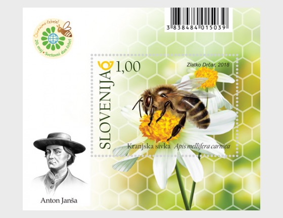 World Bee Day - Miniature Sheet