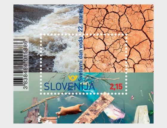 World Water Day - Miniature Sheet