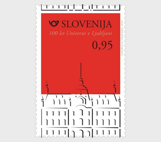 Centenary of the University of Ljubljana - Set