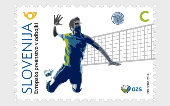 Sport - European Volleyball Championship - Set