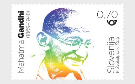 150 ° Anniversario della Nascita del Mahatma Gandhi - Serie