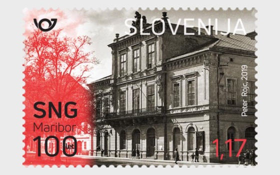 100 Years of the Slovenian National Theatre in Maribor - Set