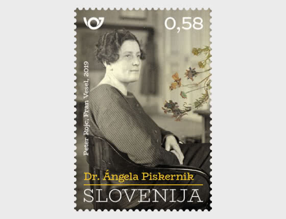 Slovene Female Scientists - Angela Piskernik - Set