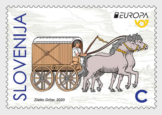 Europa 2020– Roman Carriage C - Set
