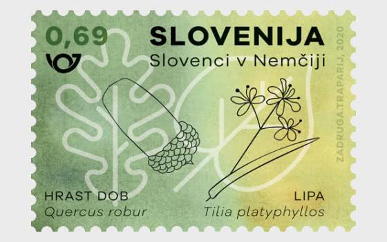Slovenes in Germany - Set