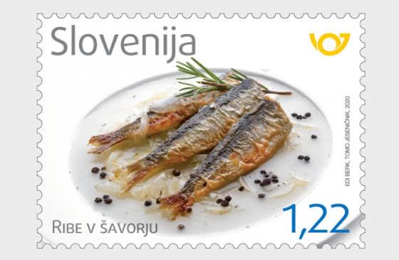 Slovenian Gastronomy - Fish in Savor - Set
