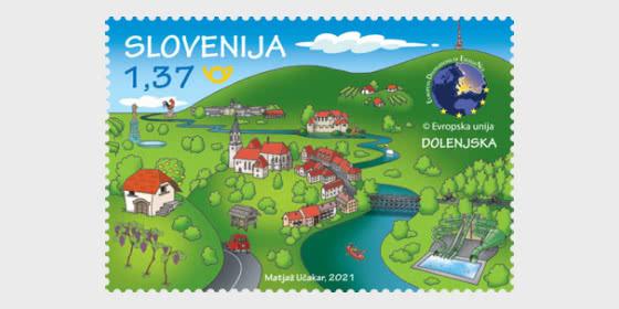 Turismo - Dolenjska - Series