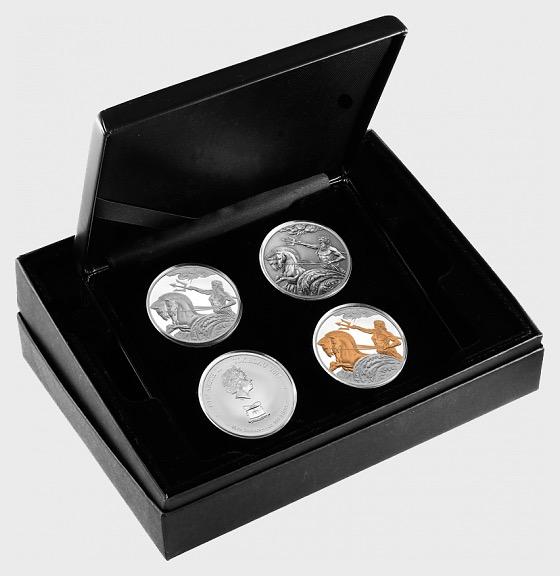 波塞冬银币 - 银币