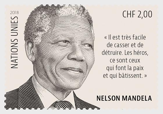 Nelson Mandela Day - (Set Mint) - Set