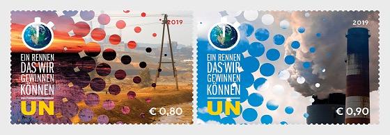 (Vienna) - Climate Change 2019 - Set Mint - Set