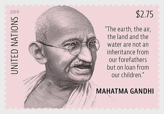Mahatma Gandhi NY Definitive - CTO - Set CTO