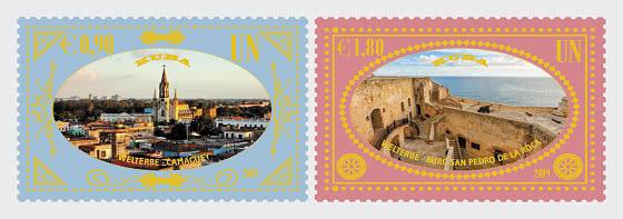 (Vienna) - 2019 World Heritage, Cuba - Set Mint - Set