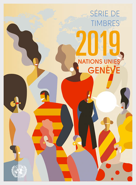 Annual Collection Folder 2019 - (Geneva) - Year Collections
