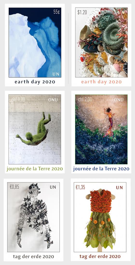 (3 Uffici) - Giornata della Terra 2020 - Serie CTO