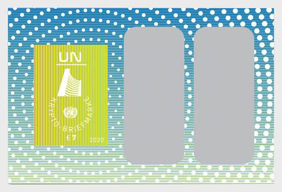 (Vienne) Timbres Cryptographiques UN - Blocs feuillets