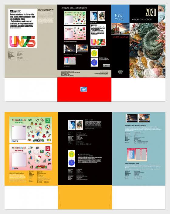 Collezione Annuale 2020 - (New York) - Anni Completi