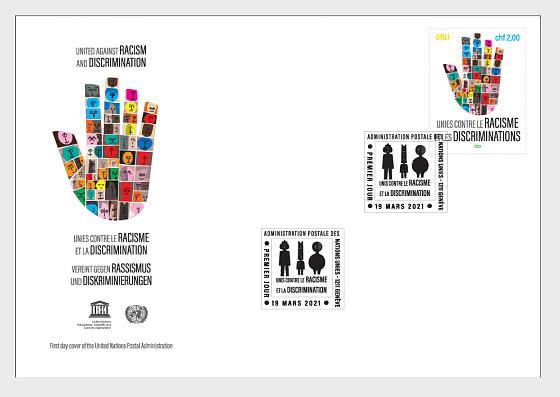 (Ginevra) Uniti Contro Il Razzismo E La Discriminazione - FDC