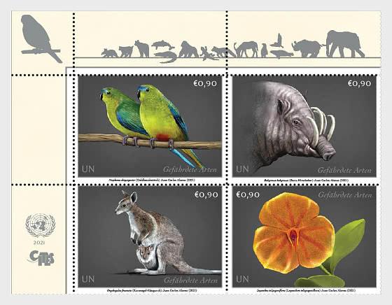 (Vienna) Endangered Species 2021 - Serie