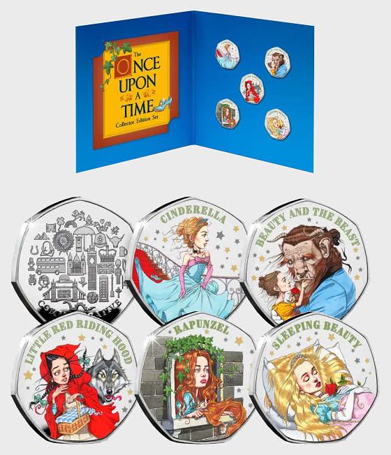 The Fairy Tales Commemorative Set - Commemorative